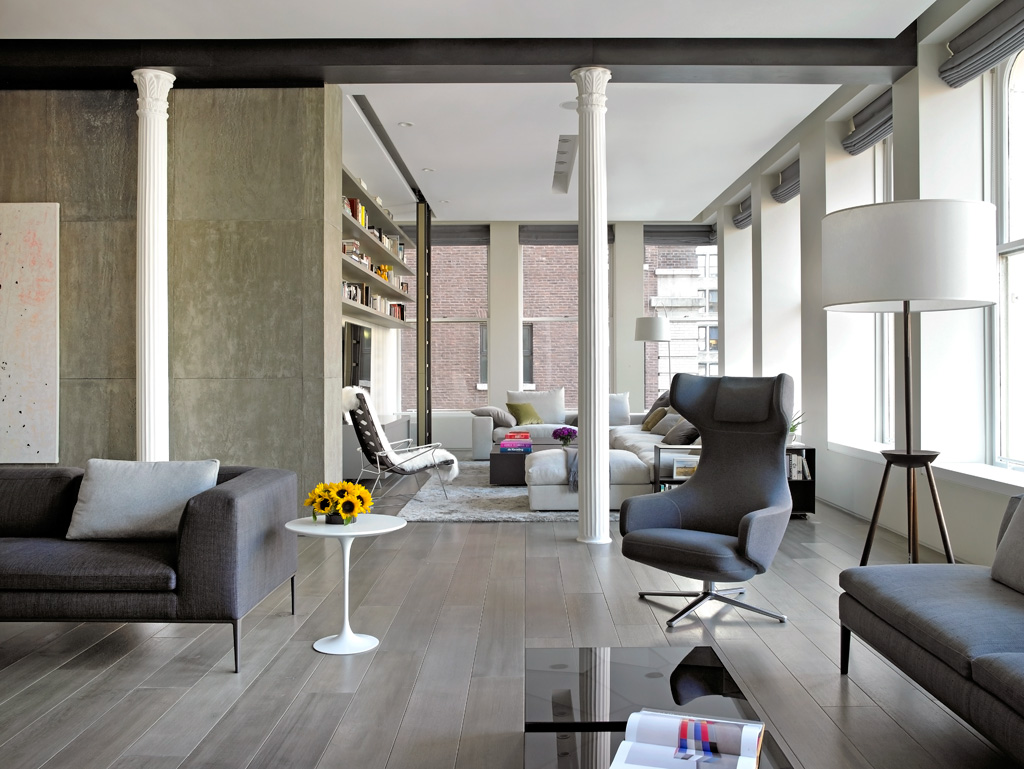 Bond Street Loft by Axis Mundi