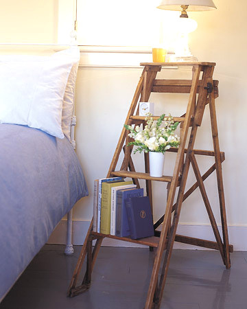 Ladder Nightstand