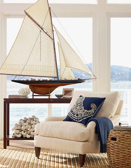 Maritime Decor: Coastal & Nautical Decor Ideas