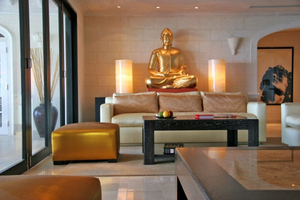 inspiring zen inspired living room design | Tips for Zen Inspired Interior Decor - Lazy Loft