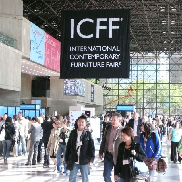 Our Icff Experience In New York City Froy Blog