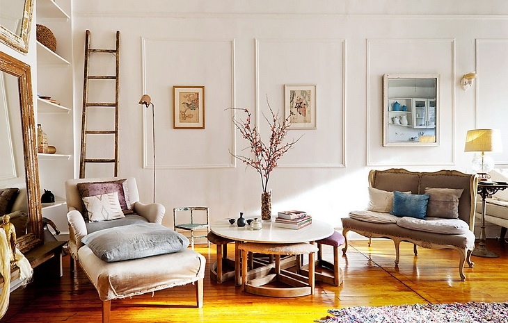 Froy Blog Vintage Shabby Chic. Thatu0027s A Wrap Of Favorite Interior Design  Styles!