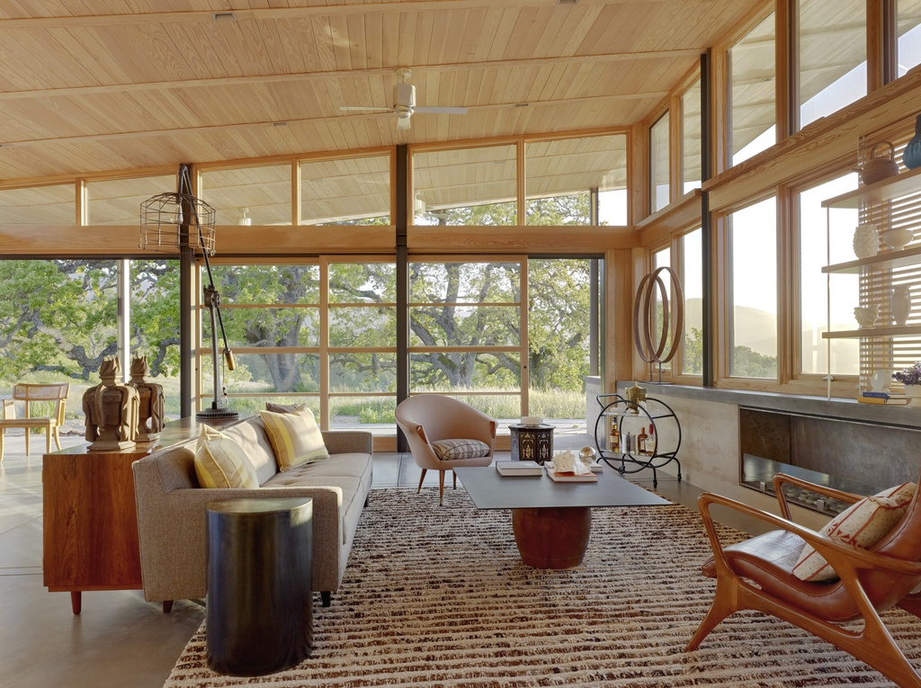 Interior design styles 8 popular types explained froy blog for Mid century modern plans