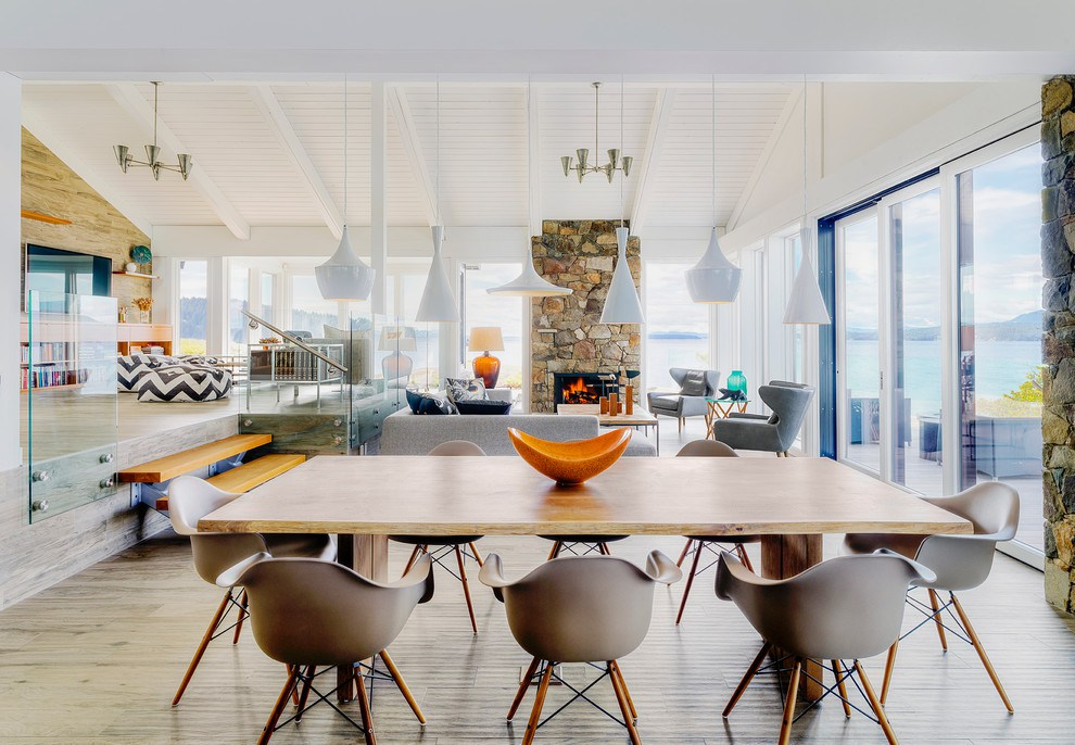 Mid Century Modern Dining Room. Interior Design Styles  8 Popular Types Explained   FROY BLOG