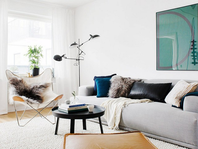 Image Result For Nordic Inspired Living Room Simple