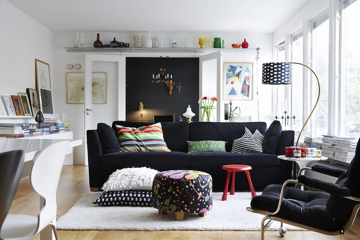 scandinavian living room - Styles Of Home Decor