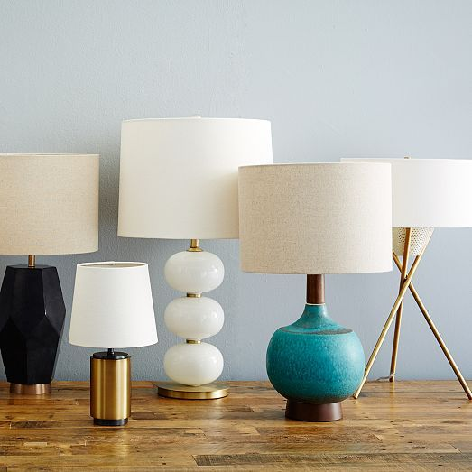 Mid Century Modern Table Lamp Lazy Loft By Froy