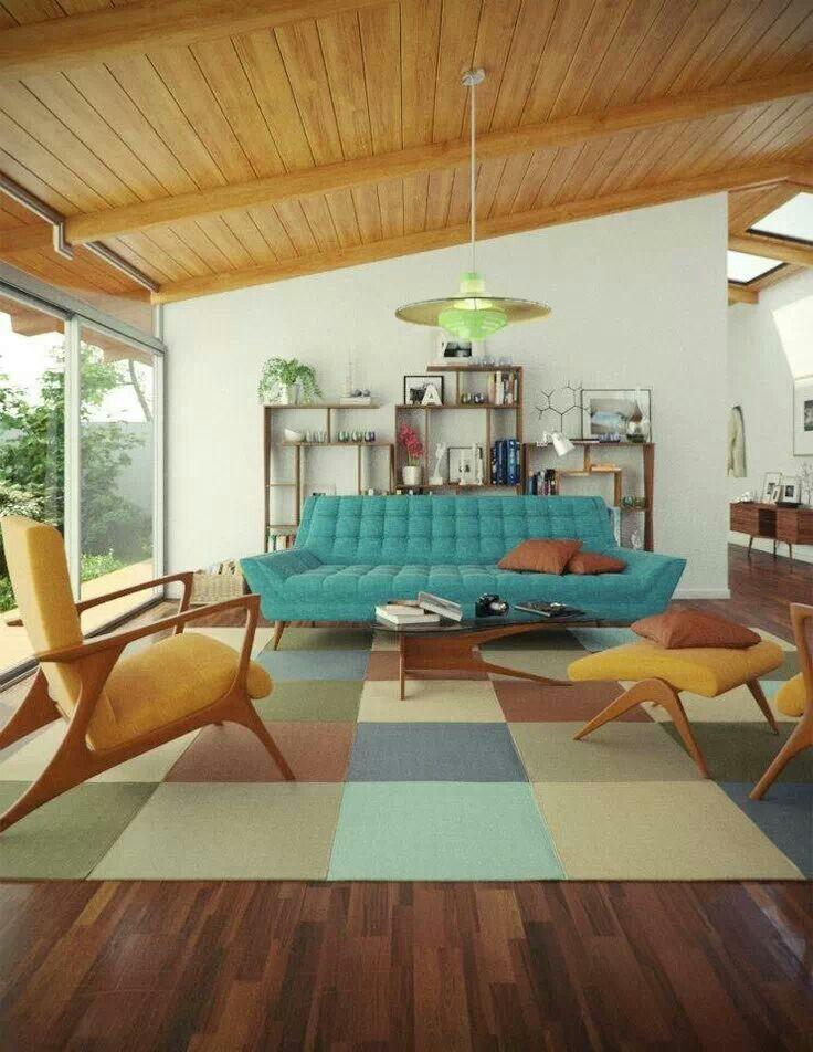 Mid Century Modern Ceiling Light Fixture: Mid-Century Modern Design & Decorating Guide