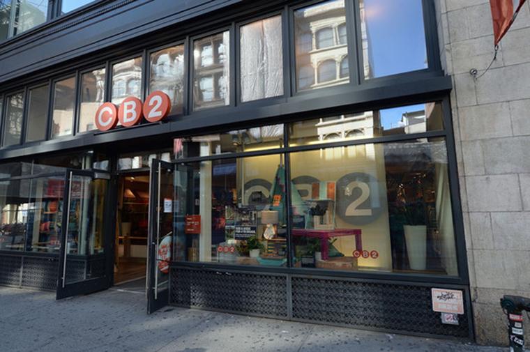 CB2 NYC SoHo