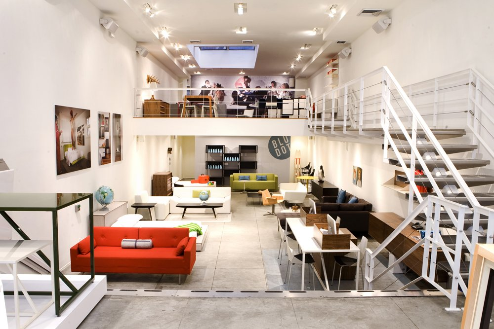 Furniture stores in nyc 12 best shops for modern designs for Furniture outlet