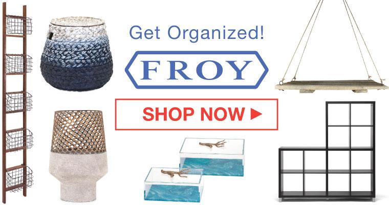 Organization & Storage FROY