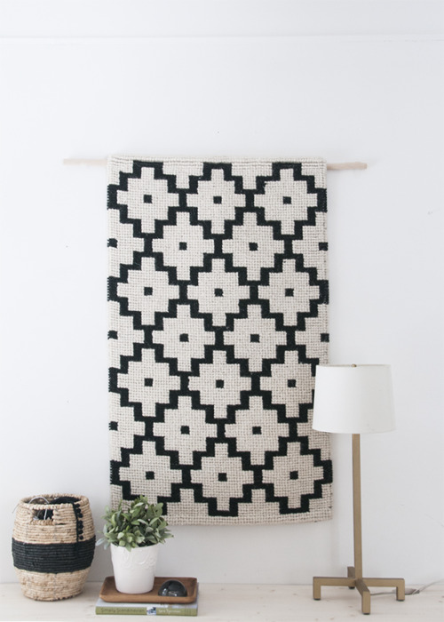 how to hang a rug on a wall - rug designs