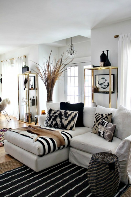 Refresh in Gold Decor - FROY BLOG