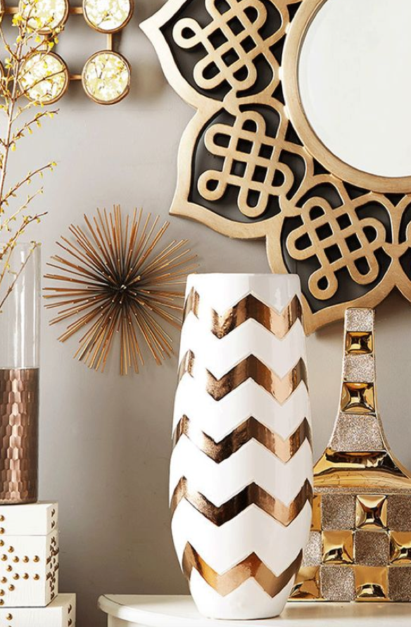 Gold Decoration Pieces | Decoration For Home