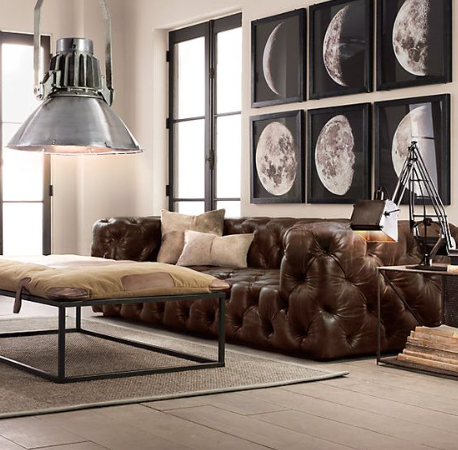 5 Couch Styles For Your Living Room From Boho To Industrial