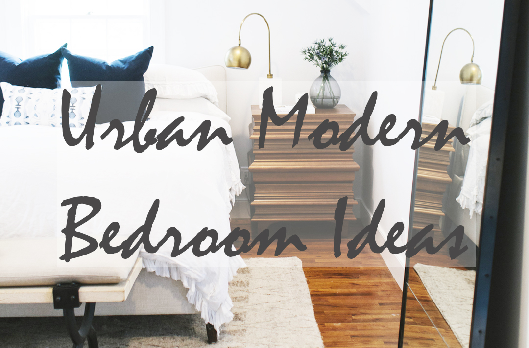 Urban modern bedroom ideas for your home for Bedroom ideas urban