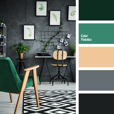 Color Palette 3 - Lazy Loft by FROY