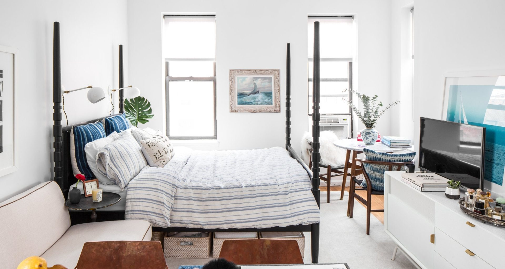 Small Apartment Decorating Ideas & Tips: How to Design Small